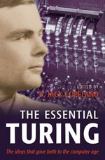 The Essential Turing Book Cover