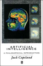 Artificial Intelligence Book Cover